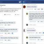 Facebook Yorumları Messenger Konuşmalarına Benzeyecek
