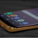 Galaxy S8 Altın Kaplama Modelleri Yapıldı
