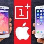 OnePlus 5 iPhone 7 ile Rekabete Girecek
